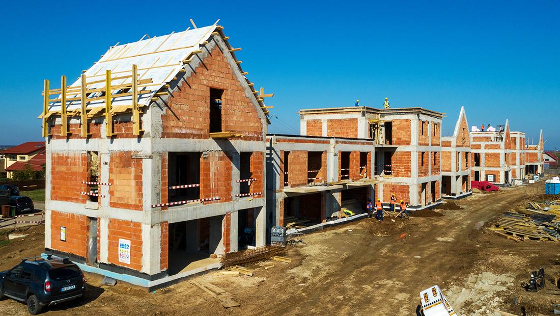 Daniel Pițurlea, proprietarul Concelex, începe vara aceasta livrarea primelor case din Colina Lac, o investiție de 12 milioane de euro