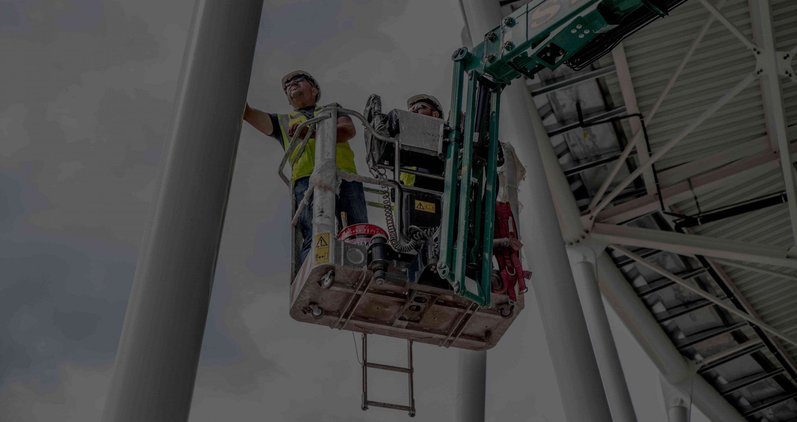 Fully integrated construction services